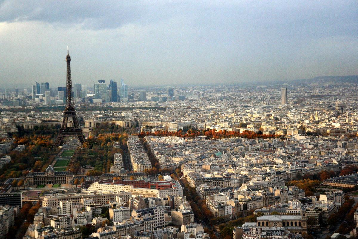 Над Парижем... - lady-viola2014 -