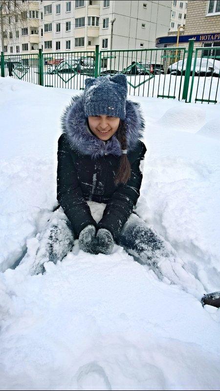 Безумная зима - Марина Иванова