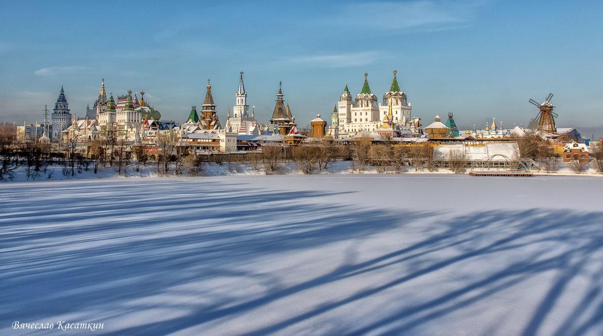 Зимний Измайловский Кремль - Вячеслав Касаткин