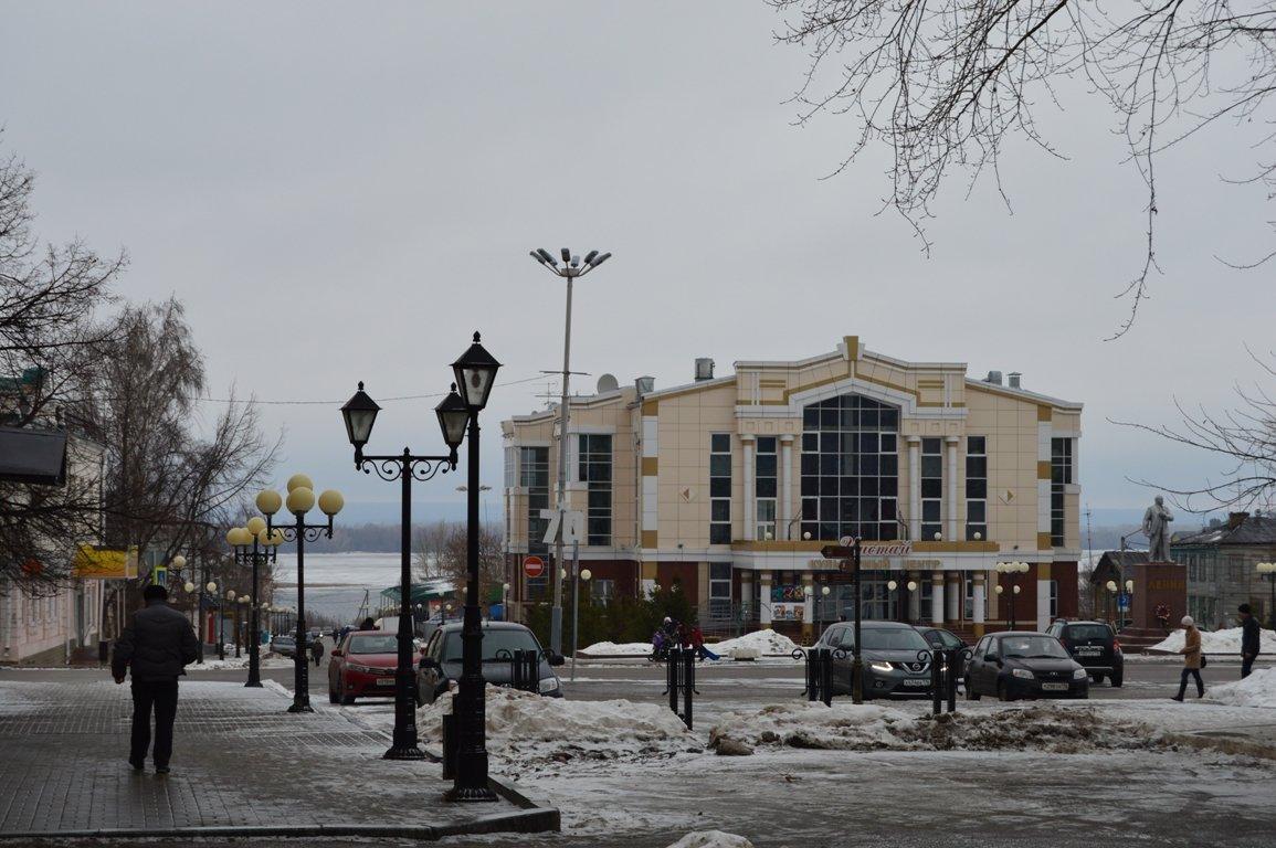 Город на берегу Камы - Ксения Слободина