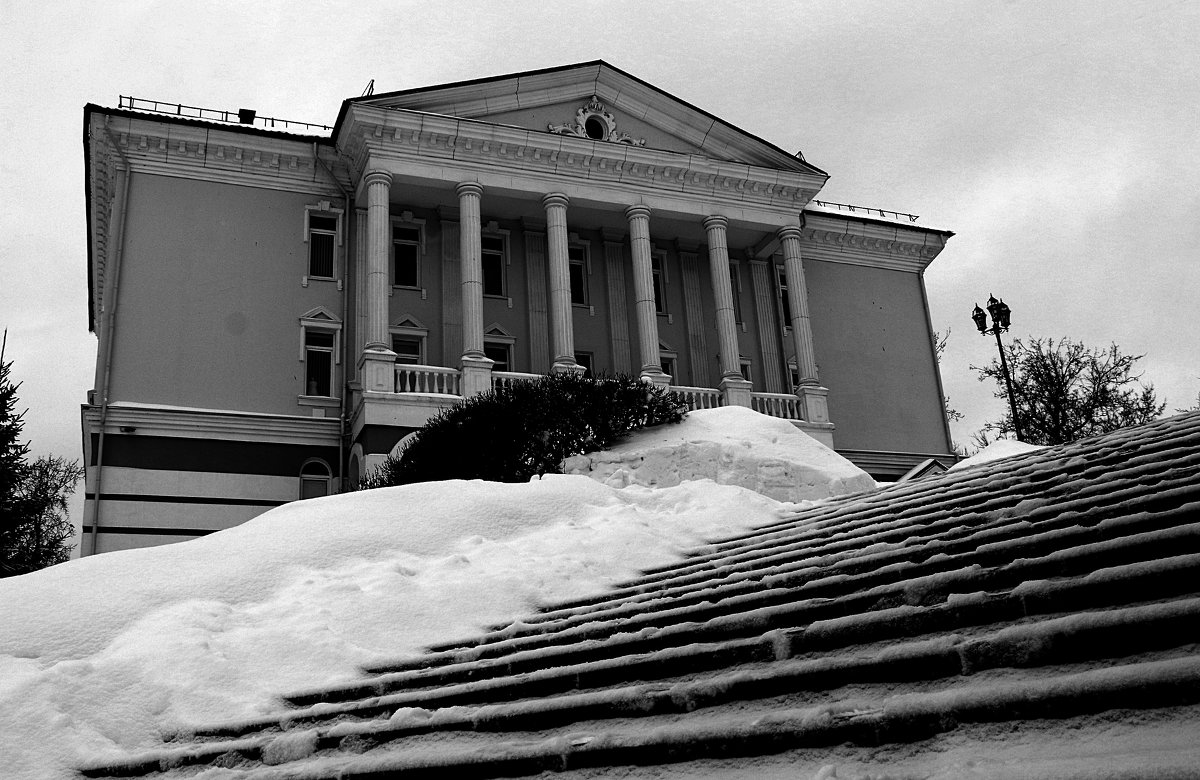 Саранское епархиальное управление, ул. Московская, 2. Саранск - Alexandr Shemetov