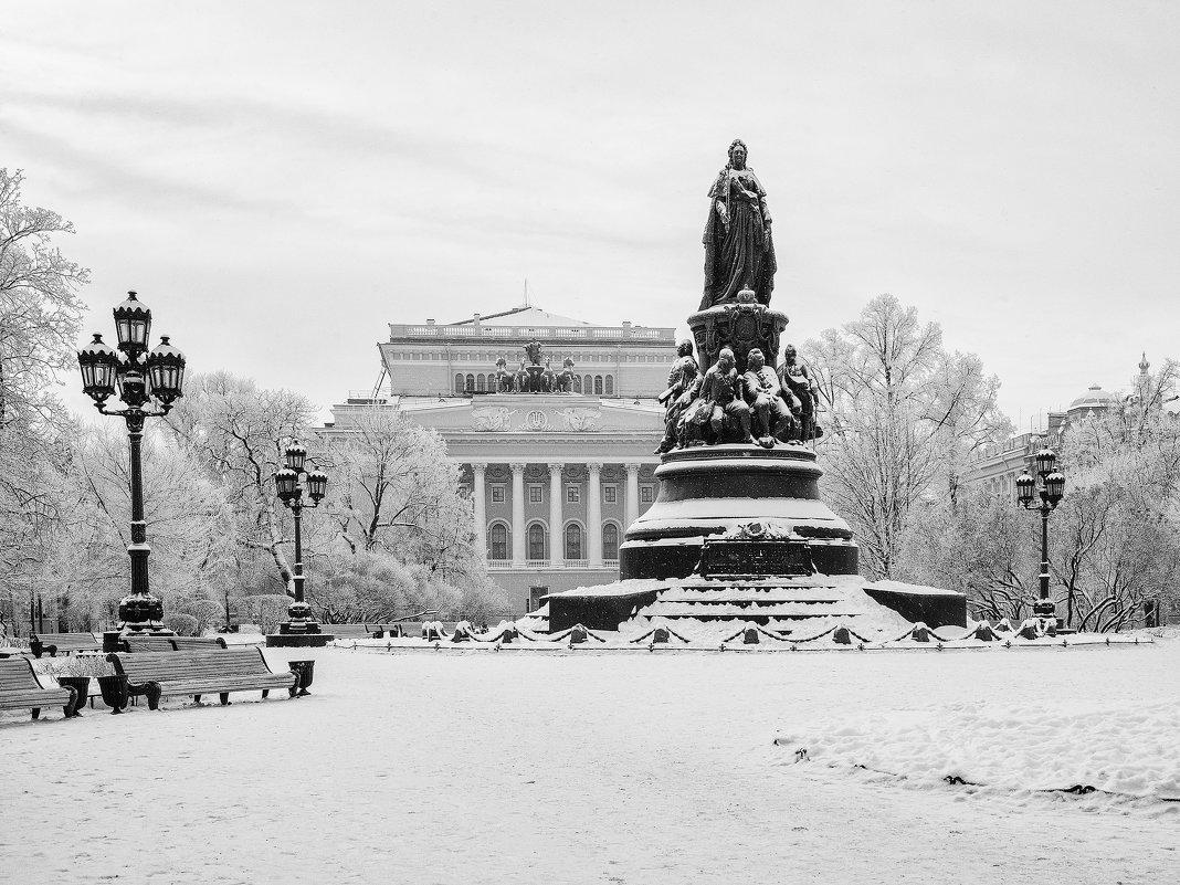 Зима в Петербурге - Елизавета Вавилова