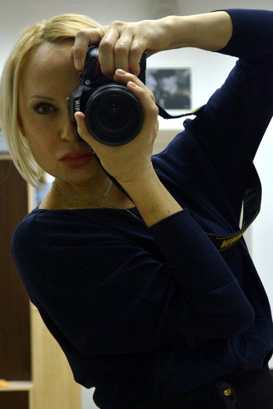 я... - Светлана Прилуцких