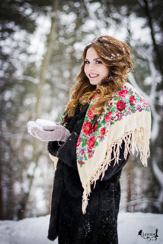 Снег-снежок! - Виктор Зенин
