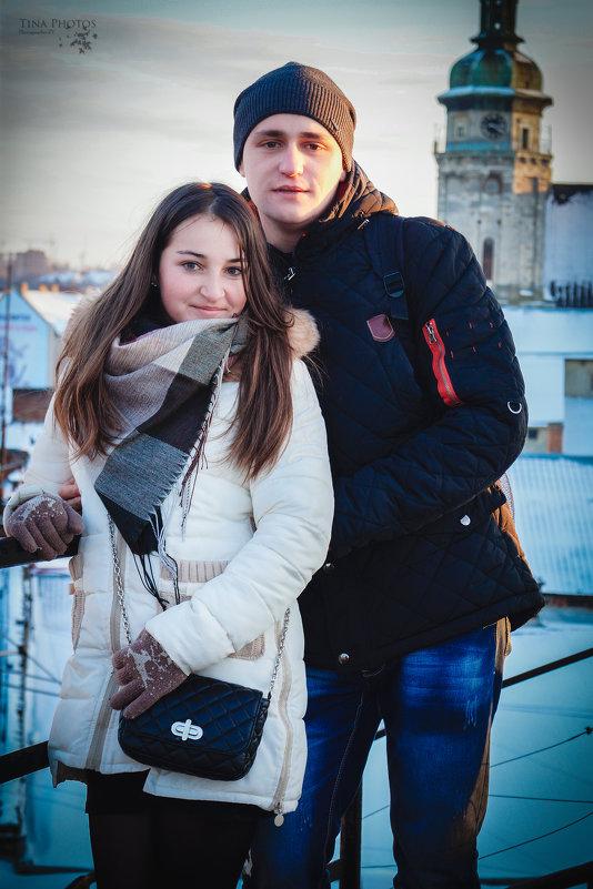 Оля і Назар - Christina Terendii