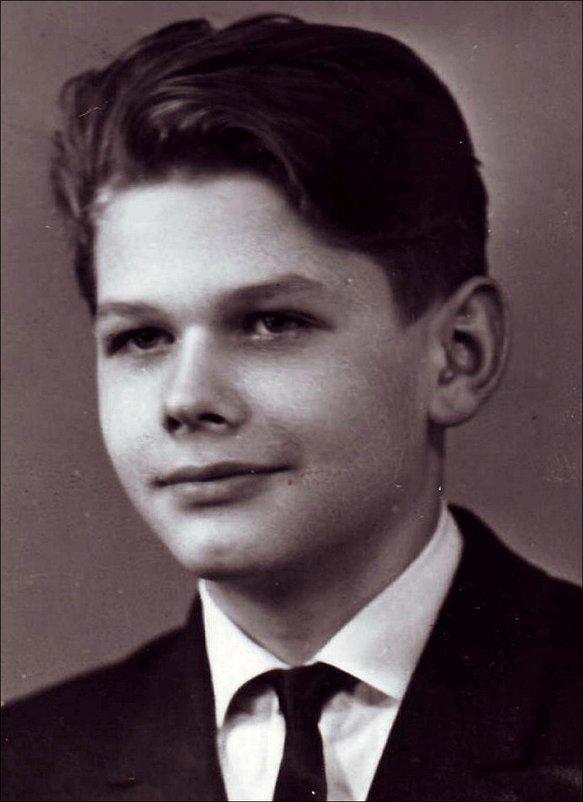 Выпускник. 1966 год - Нина Корешкова