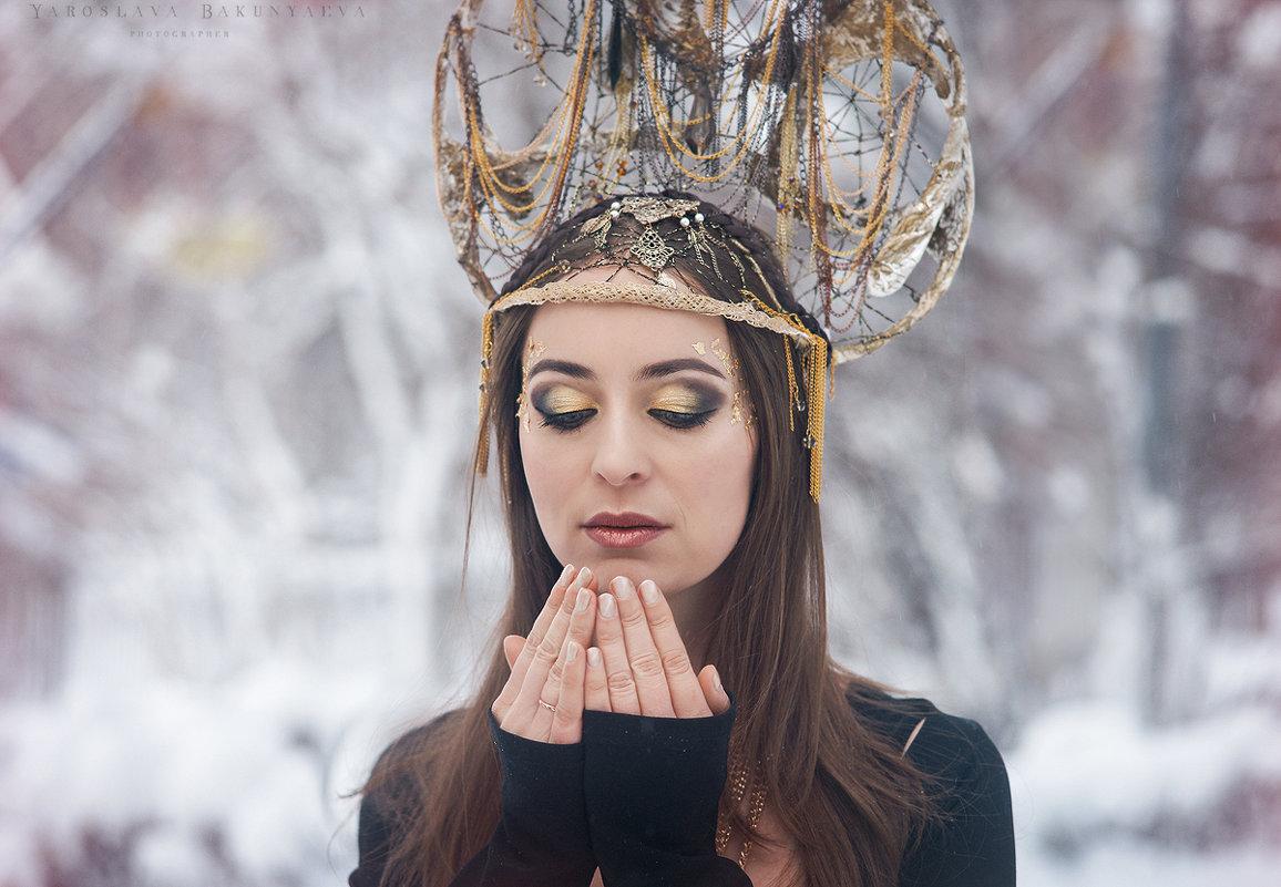 Валентина - Ярослава Бакуняева