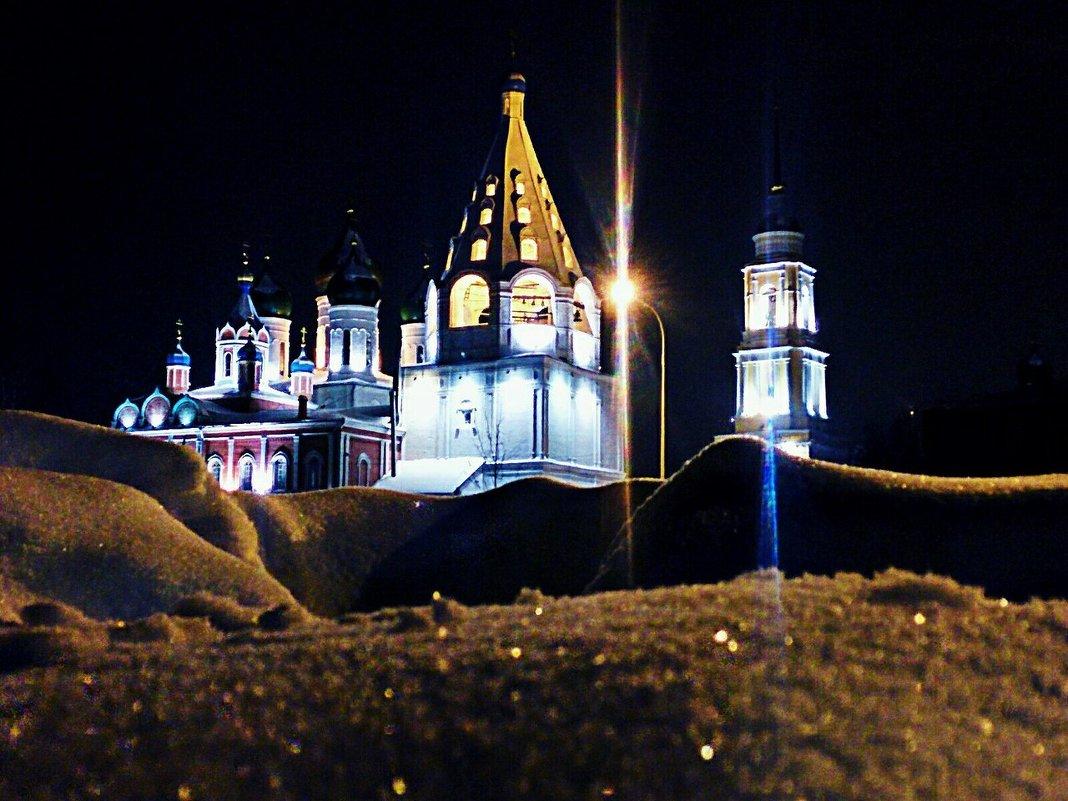 замки из снега - Алексей Лукаев
