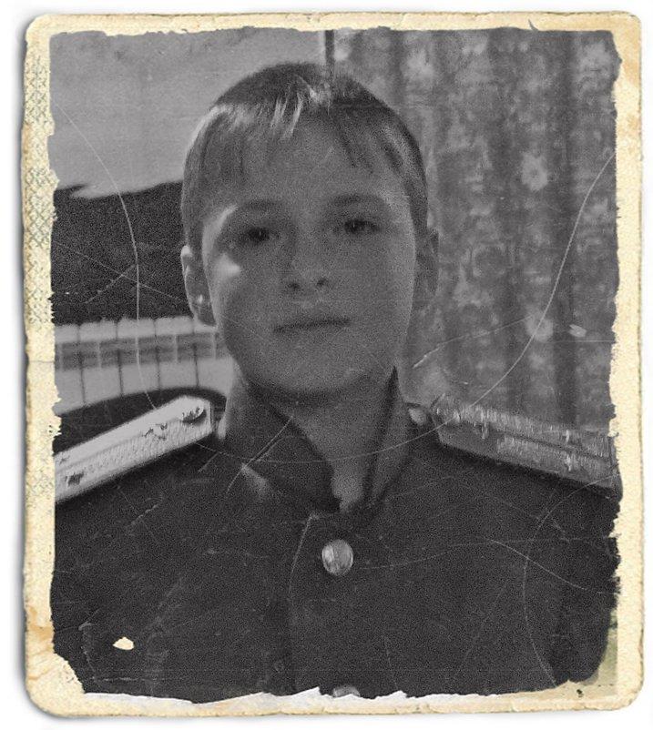 СЫН ПОЛКА - Валерий Викторович РОГАНОВ-АРЫССКИЙ