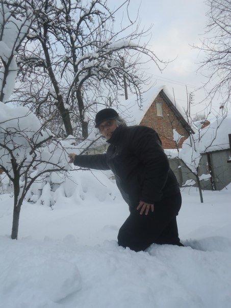снегом снегом - Сергей