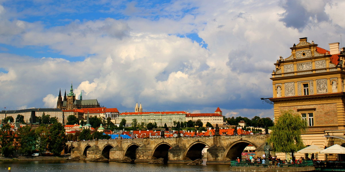 Карлов мост. - Александр TS