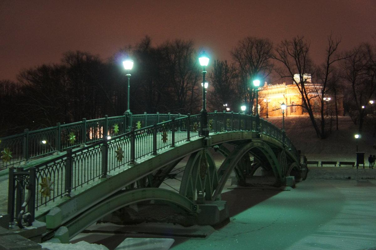 Мост к фонтану - Елена Павлова (Смолова)