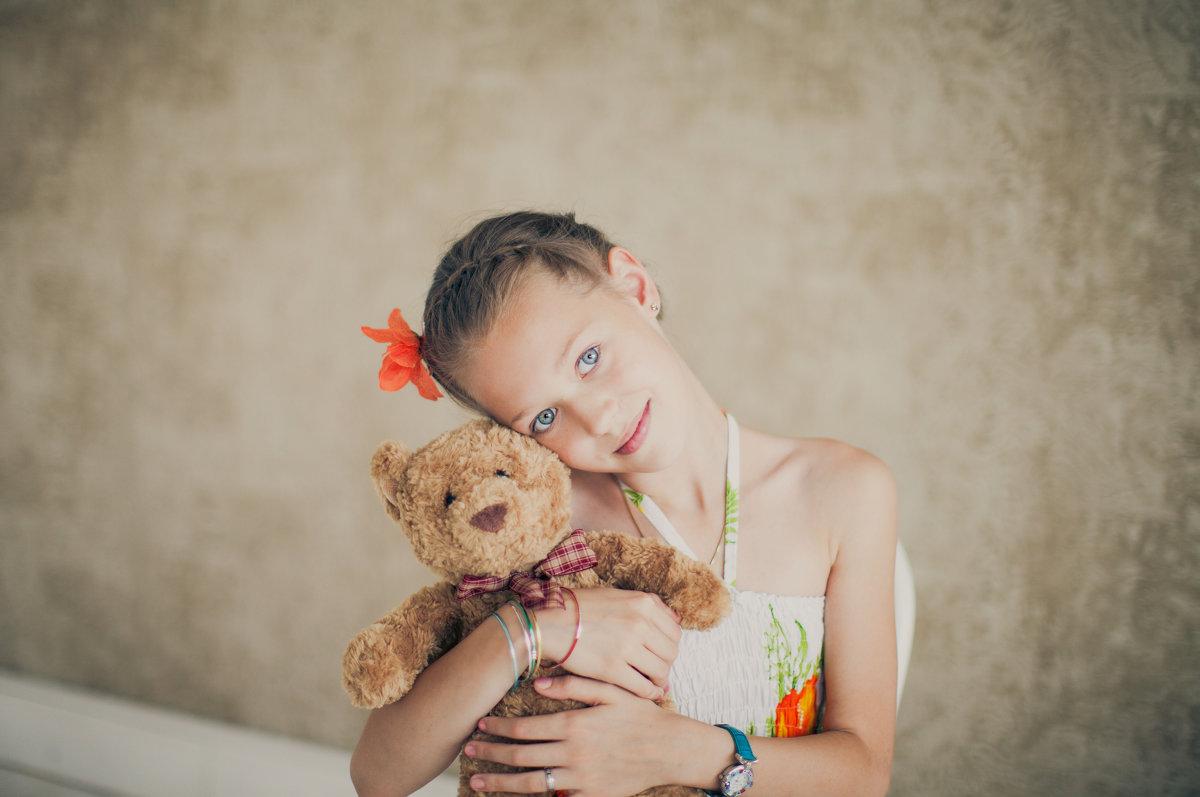 C мишкой - Юлия Герман
