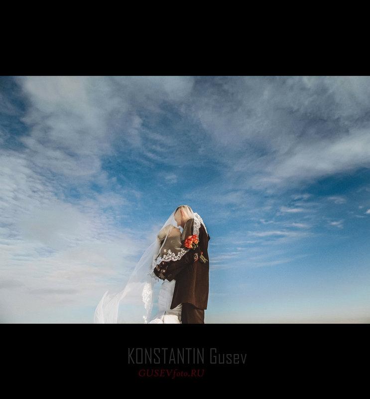 небесный простор - Константин Гусев