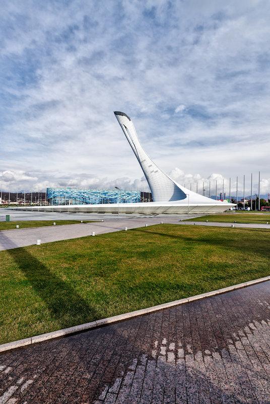 Олимпийский парк, Сочи. - Лонли Локли