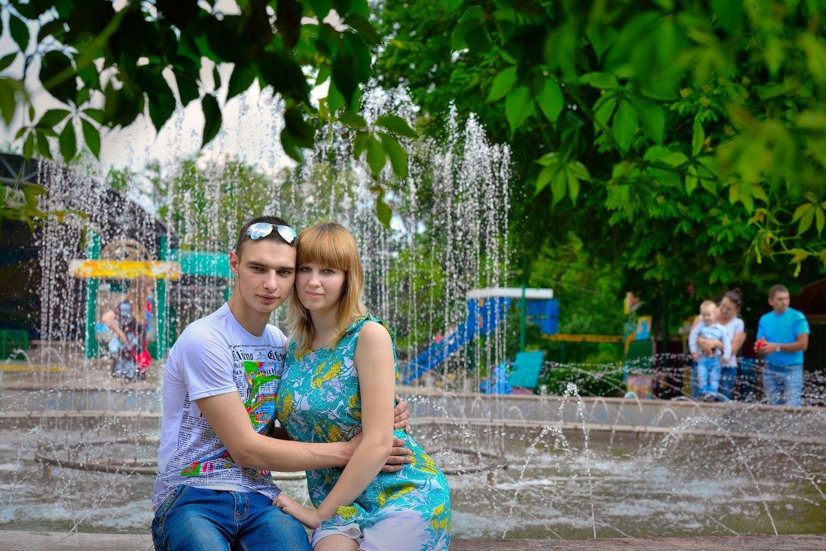 Антон и Настя. - Раскосов Николай