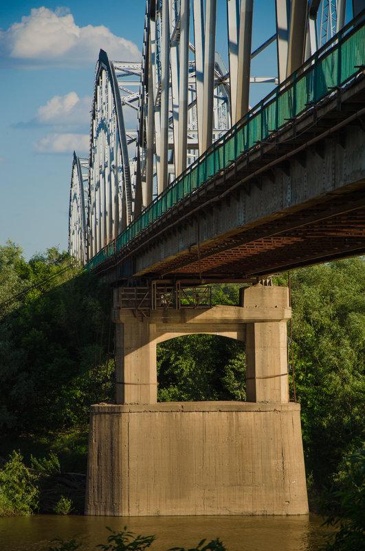 Мост через Урал - Александр Зевакин