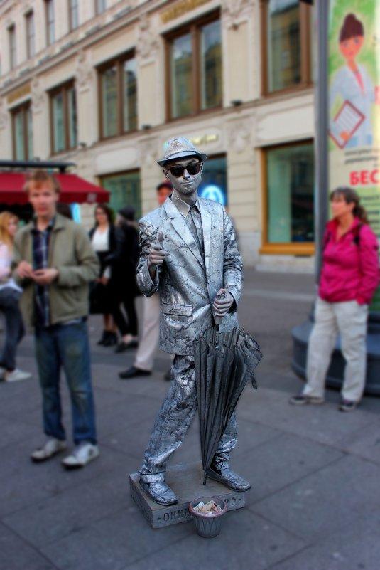 в центре Санкт - Петербурга - Алла Лямкина