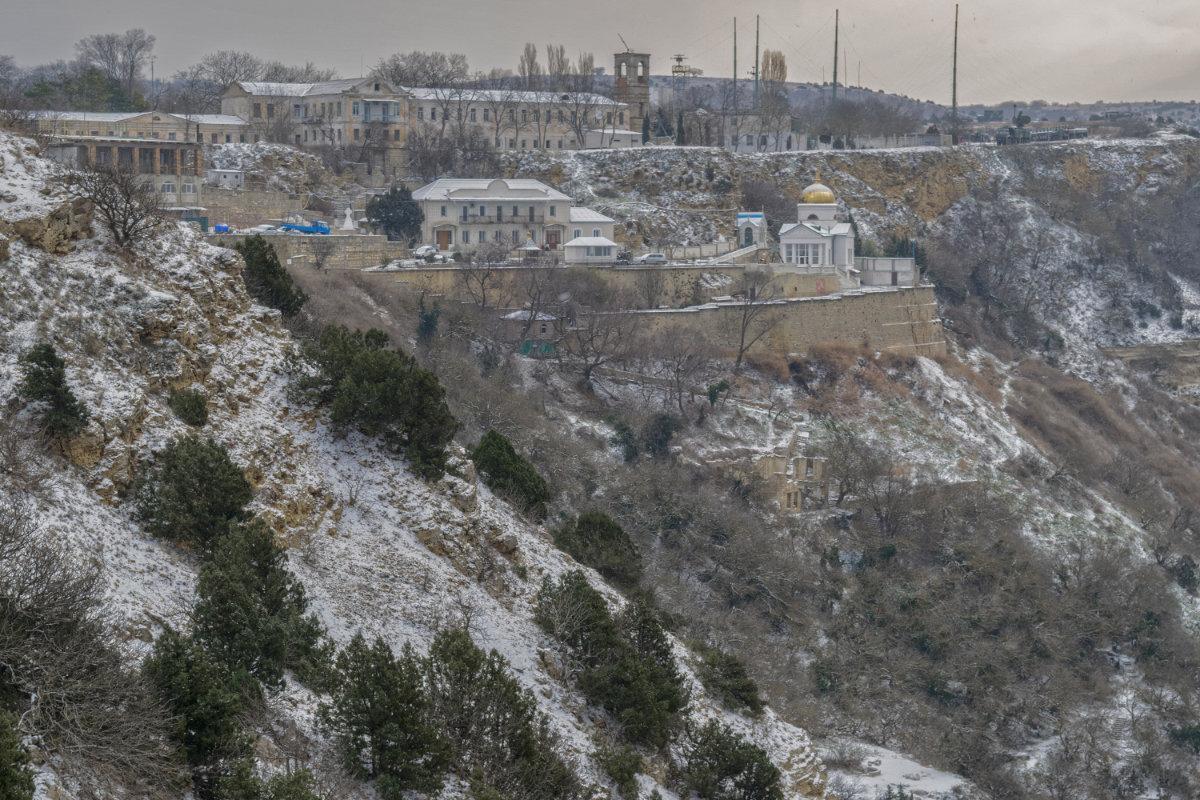Георгиевский монастырь - Игорь Кузьмин
