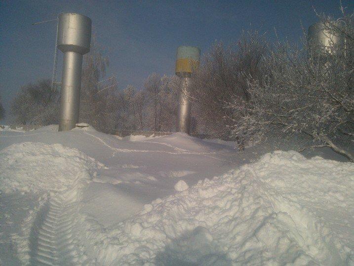 Зима 2016 - Надежда