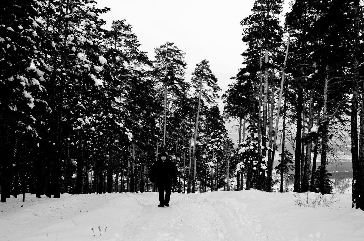 Черно белое фото - Сергей Алексеев
