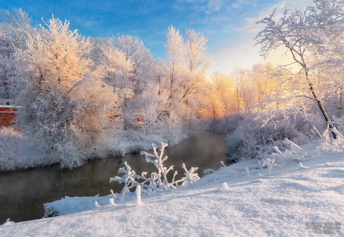 Зима в Питере - Владимир Колесников