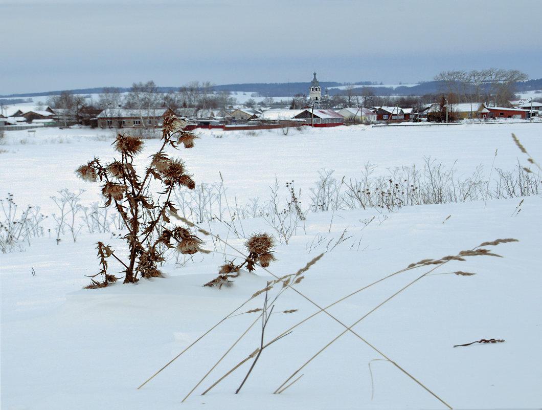 Когда зимой природа замирает... - Владимир Хиль