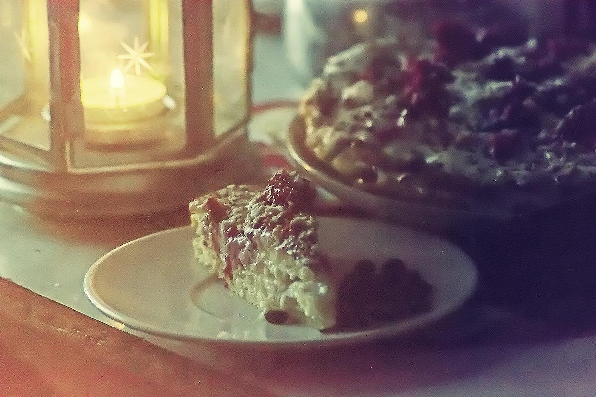Холодным зимним вечером - Елена Баландина