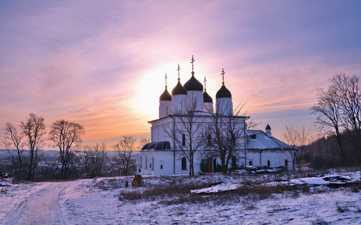 Троицкий Рождества Богородицы Оптин Монастырь - Александр С.