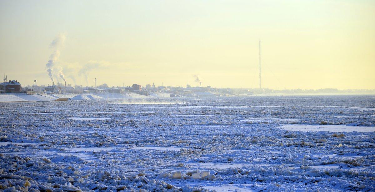 Зимние торросы - Михаил Плецкий