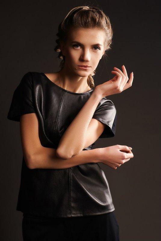 Девушка - Анастасия Берикова