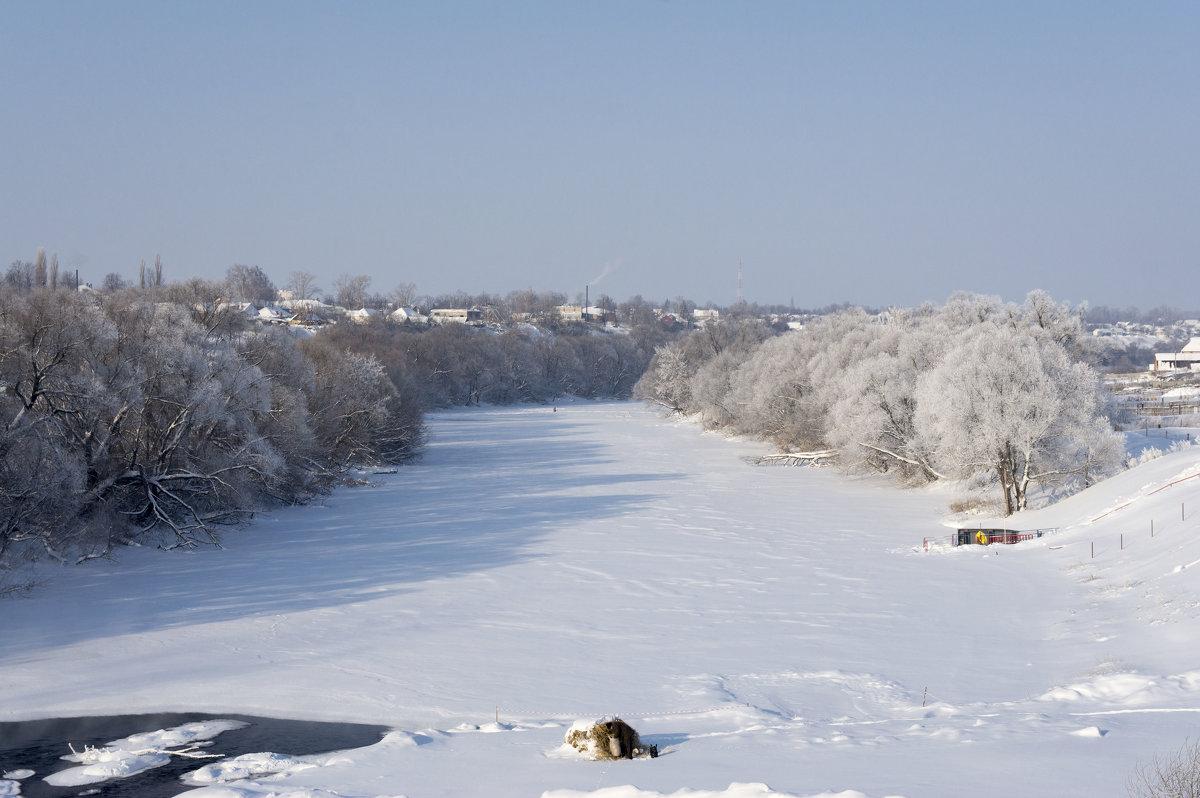 Разукрасил мороз... - Андрей Студеникин