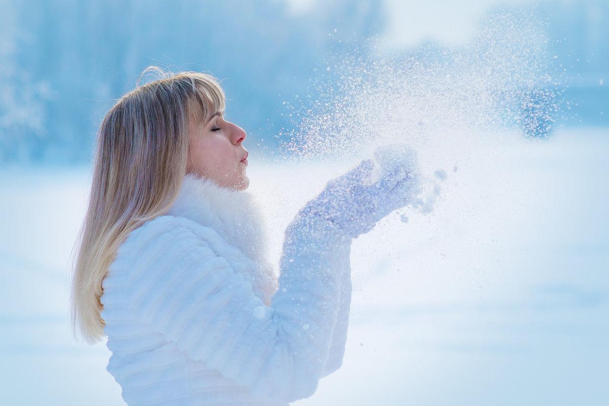 зима - Gannochka