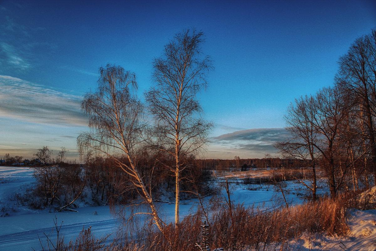 Зима - Иван Анисимов
