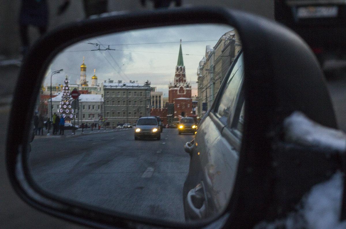Любимая моя Москва - Юля Колосова