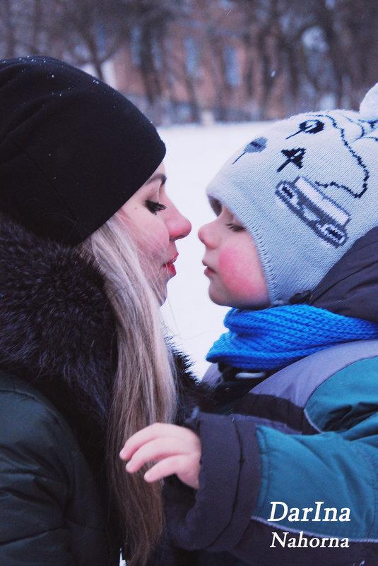 любовь.... - Дарина Нагорна