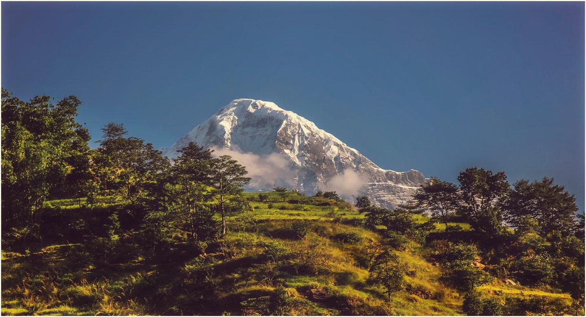 Гималаи,Непал... - Александр Вивчарик
