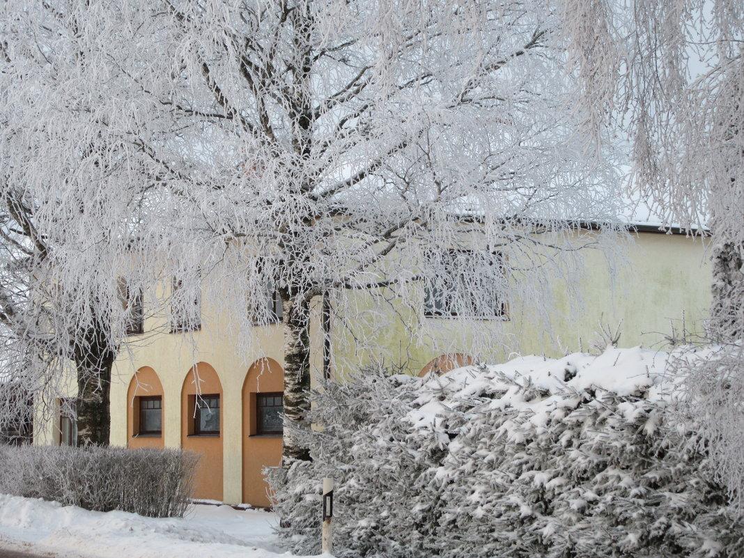 В  царстве  зимнем... - Mariya laimite