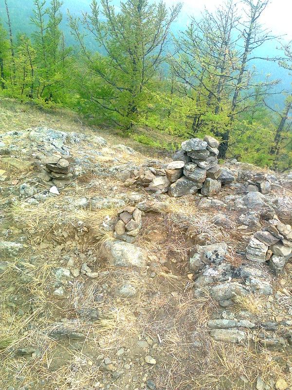 На вершине горы Нуга - Виктор Мухин