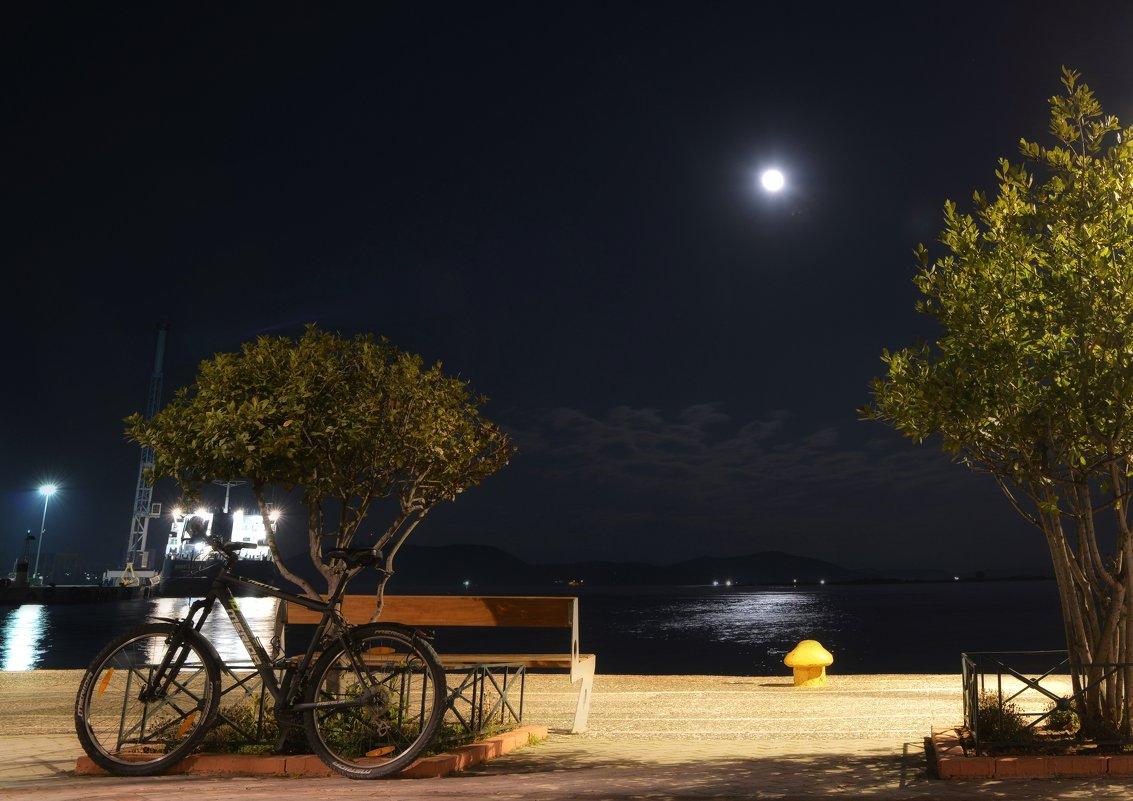 Греческая ночь.. - Ed Peterson