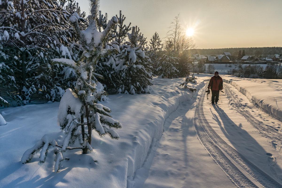 У деревни Гилево... - Pavel Kravchenko