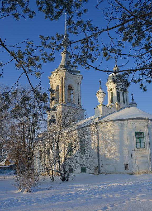 Солнечный зимний денек - Ирина Бархатова