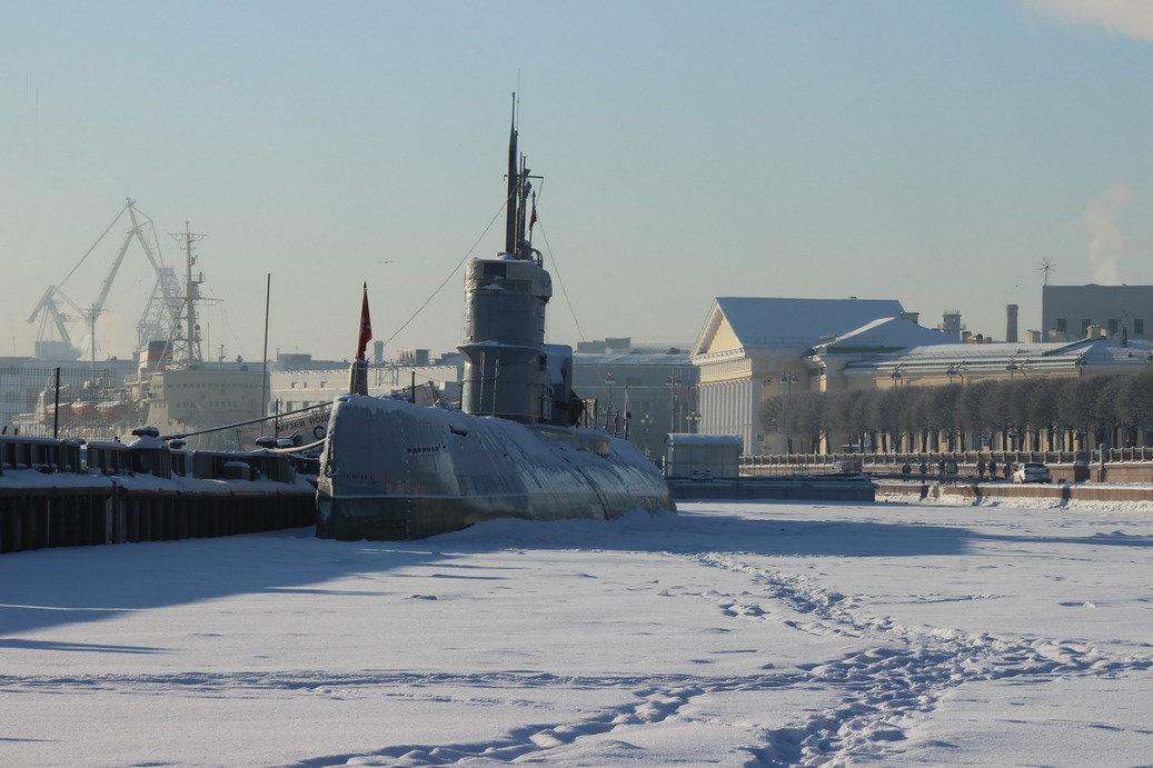 Прогулки по льду Невы - Вера Моисеева