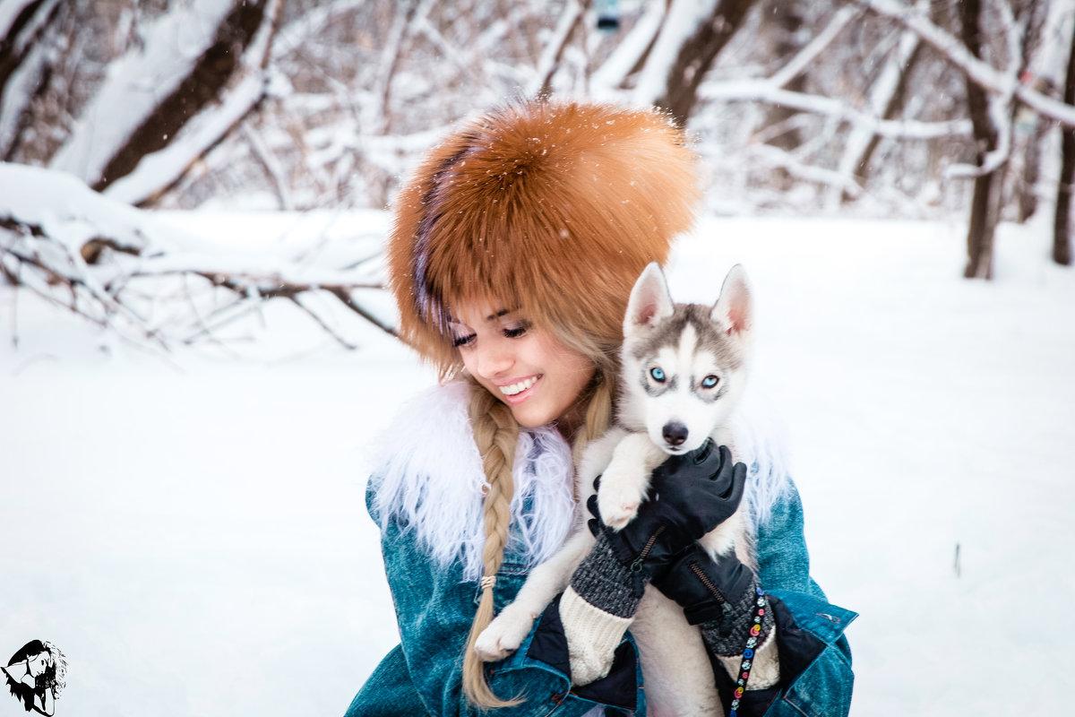 Зима - Ольга Волшебная