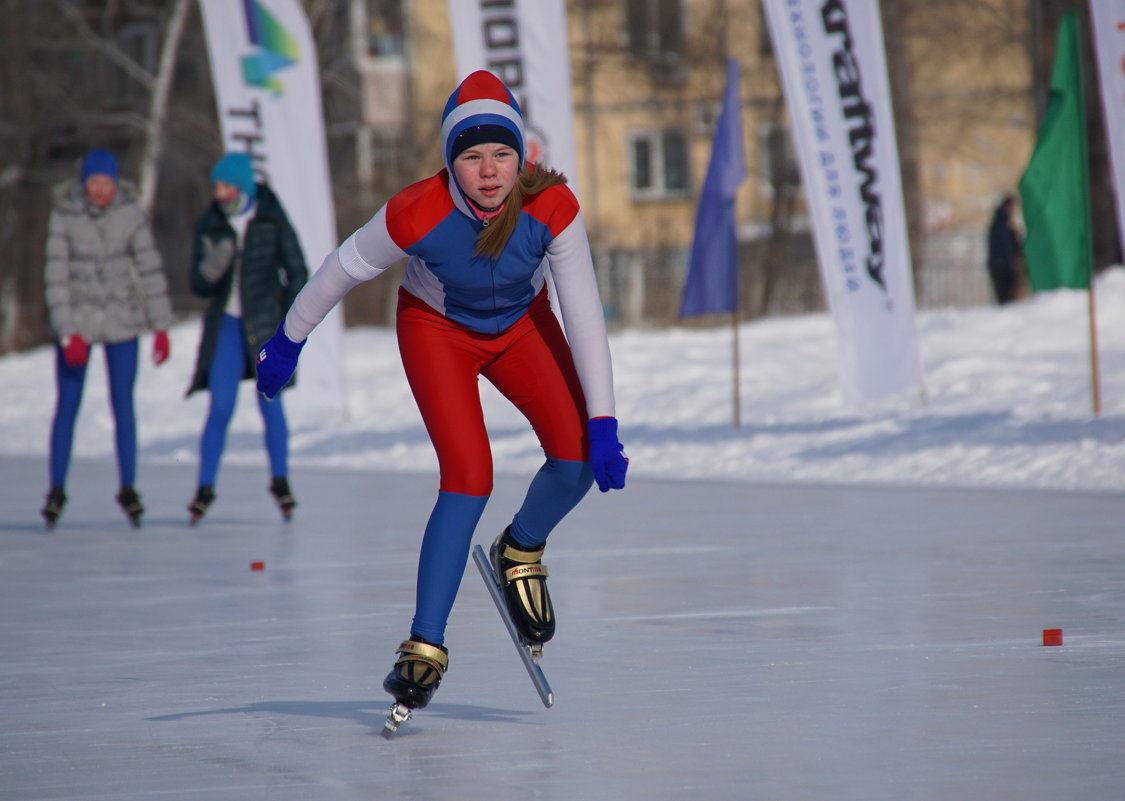 Финишный рывок - Андрей Горячев