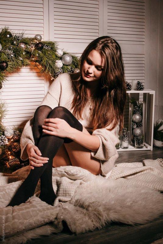Новогоднее настроение - Виктория