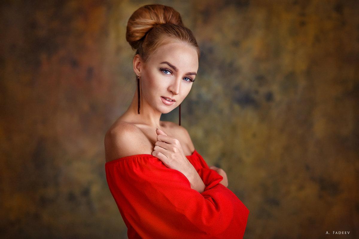 Оксана - Алексей Фадеев