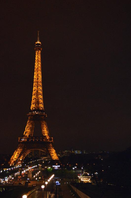 Эйфелева башня - Елена