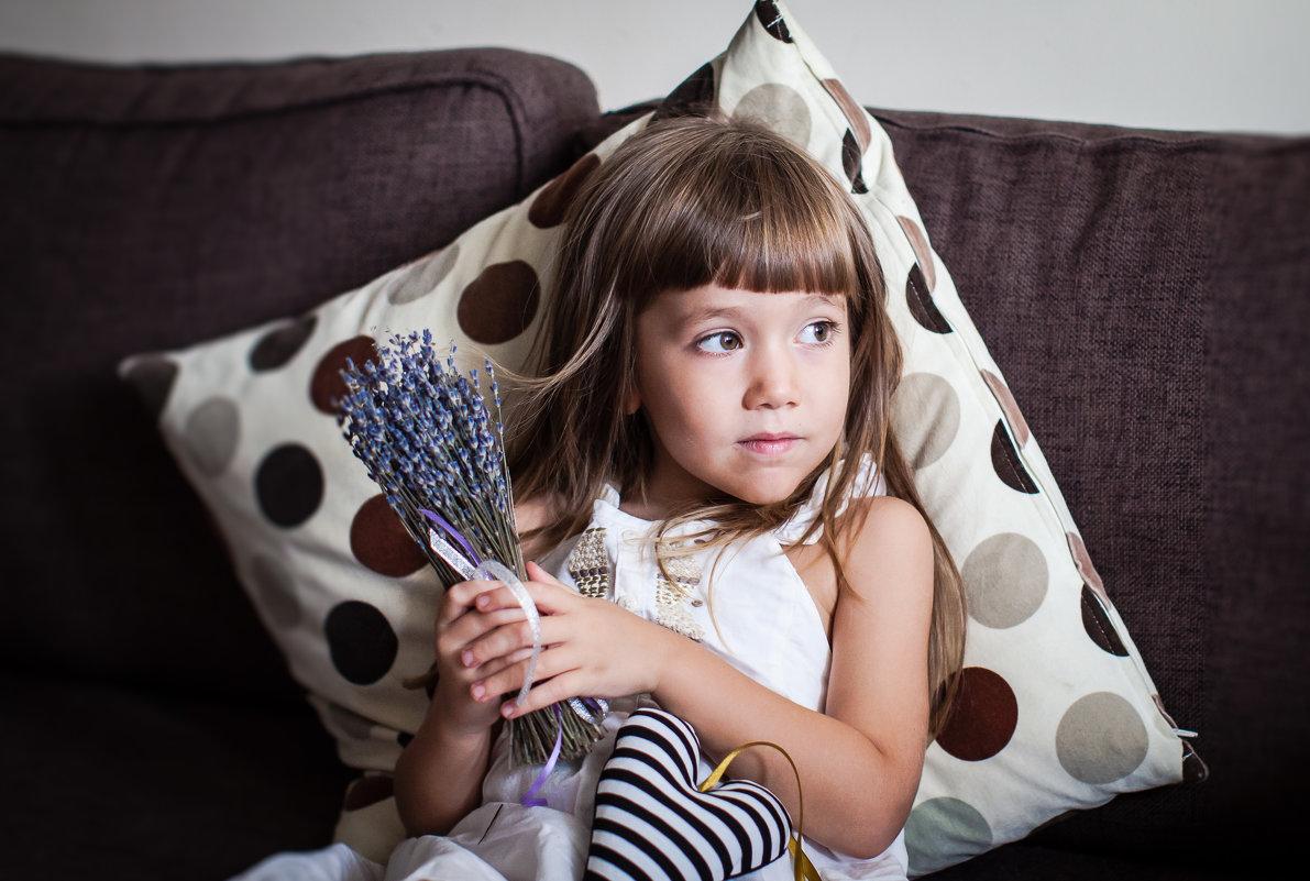 Девочка с лавандой - Юлия Герман