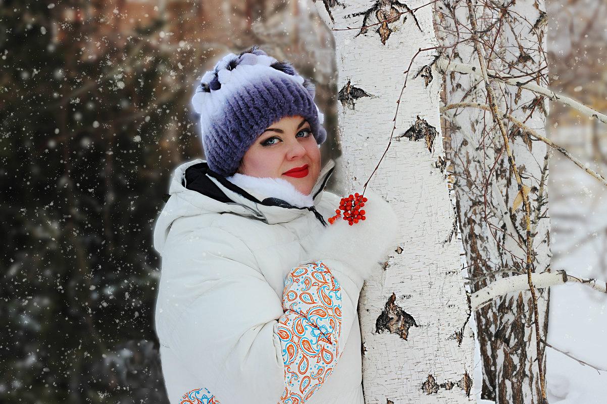 Прогулка в январе... - TATYANA PODYMA